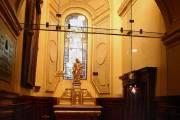 Le confessionnal vitré dans la chapelle Saint-Joseph de... (Photo Raynald Lavoie, Le Soleil) - image 4.0