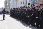Plus de 700 policiers provenant des quatre coins... (SIMON SÉGUIN-BERTRAND, LeDroit) - image 1.1