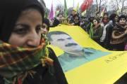 Des ressortissants kurdes de France, de Belgique et... (PHOTO CÉDRIC JOUBERT, AP) - image 2.0
