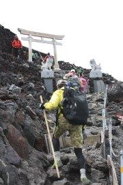 La route vers le sommet est émaillée de... (Photo Sylvain Sarrazin, La Presse) - image 2.0