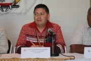 Le chef du conseil de bande d'Opitciwan, Christian... (Gabriel Delisle) - image 1.0