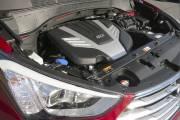 Le XL est propulsé par  un moteur V6.