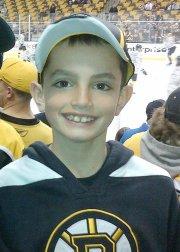 Martin Richard, 8 ans, a perdu la vie... (PHOTO FOURNIE PAR LA FAMILLE) - image 2.0