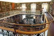 Au Morrin Center, c'est la bibliothèque magnifiuement préservée... (Photo Jean-Marie Villeneuve, le Soleil) - image 2.0