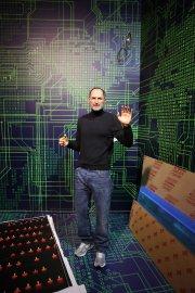 Steve Jobs... (Photo: Martin Chamberland, La Presse) - image 2.0