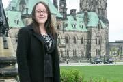 La députée du NPD, Alexandrine Latendresse.... (Photothèque, Le Soleil) - image 8.0