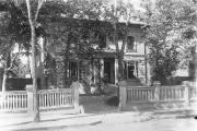 La maison Notman, construite en 1844, est en... (PHOTO ARCHIVES MUSÉE MCCORD) - image 1.0