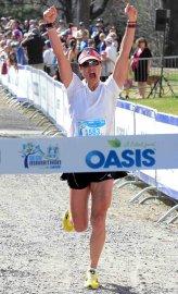 Isabelle Gagnon a été la meilleure chez les... (Photo Le Soleil, Erick Labbé) - image 1.0