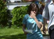 La soeur d'Amanda Berry,Beth Berry Serrano.... (Photo Emmanuel Dunand, AFP) - image 2.0
