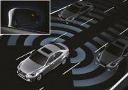 La IS bénéficie d'un système sophistiqué de détection... (Photo fournie par Lexus) - image 2.0