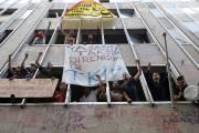 Des protestants crient des slogan contre le Premier... (PHOTO MURAD SEZER, REUTERS) - image 2.0