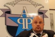 Louis Lesage, président de l'Association des policiers et... (Photo: Sylvain Mayer) - image 1.0