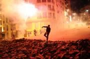 Comme c'est devenu la tradition, des milliers de... (PHOTO BULENT KILIC, AFP) - image 2.0