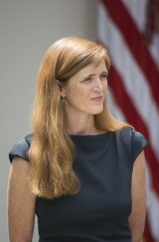 Samantha Power... (Photo: AFP) - image 2.0