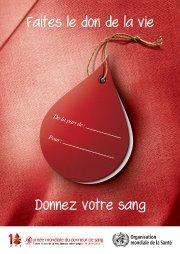 Près de 83 millions de dons de sang ont été collectés dans le monde auprès de... - image 2.0
