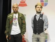 Le duo hip-hop «politique» portoricain Calle 13.... (PHOTO DAN STEINBERG, ARCHIVES AP) - image 2.0