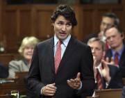 Les sondages jouent la carte Justin Trudeau. D'accord,... (La Presse Canadienne) - image 1.1