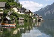 Le pittoresque village de Hallstatt (centre de l'Autriche),... (Photo REUTERS) - image 2.0