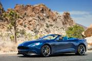 L'Aston Martin Vanquish Volante