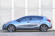 La Kia Forte 5... (Photo fournie par Kia) - image 6.1