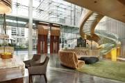 L'originalité de l'hôtel Icon apparaît dès le hall... (Photo fournie par l'Hôtel Icon) - image 2.0