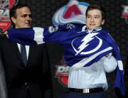 L'attaquant Jonathan Drouin, coéquipier de Nathan MacKinnon à... (Associated Press) - image 1.1