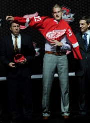 Les Red Wings de Detroit ont repêché l'ailier... (Associated Press) - image 3.1