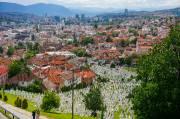 Sarajevo est bâtie tout en long dans une... (Pierre-Olivier Fortin, collaboration spéciale) - image 1.1
