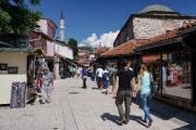 Le quartier turc Bascarsija. On y trouve des... (Pierre-Olivier Fortin, collaboration spéciale) - image 2.0