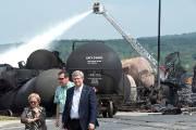 Dimanche, le premier ministre Stephen Harper s'est rendu... (Photo La Presse Canadienne) - image 2.0