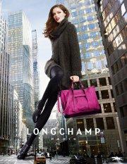 Longchamp a dévoilé les premières photographies... (Photo fournie par Longchamp) - image 2.0