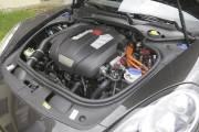 La Panamera S E-Hybrid est mue par un V6 de 3,0 litres combiné à un moteur électrique.