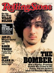 Dzhokhar Tsarnaev à la Une duRolling Stone.... (PHOTO ROLLINGTONE.COM) - image 2.0