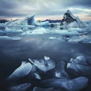Le lac Jökulsárlón où les icebergs du glacier... (Collaboration spéciale Alex Strohl) - image 1.1