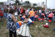 Au moins 69 personnes sont mortes et plus... (Photo El correo Gallego, Antonio Hernandez, AP) - image 1.0