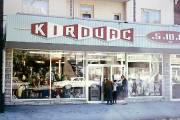 Un magasin Kirouac à Limoilou en 1960... (Photo fournie par la famille Kirouac) - image 1.0