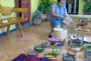 Une tisserande d'Oaxaca... (Sylvie Ruel, collaboration spéciale) - image 2.1