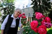 La présidente du conseil de gestion, soeur Monique... (Photo Le Soleil, Erick Labbé) - image 1.0