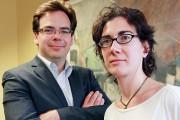 Les deux juristes de l'Université Laval Patrick Taillon... (Le Soleil, Jocelyn Bernier) - image 2.0