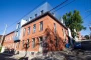 Une fois le bâtiment rénové, en façade, une... (Le Soleil, Caroline Grégoire) - image 3.0