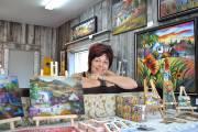 Suzanne Claveau, artiste-peintre... (Johanne Martin, collaboration spéciale) - image 3.0