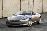 L'Aston Martin DB9 Volante.