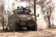 Le véhicule blindé Coyote.... (PHOTO FOURNIE PAR LE MINISTÈRE DE LA DÉFENSE NATIONALE) - image 5.0