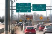 À cause du trafic, la qualité de vie... (Photothèque Le Soleil, Jean-Marie Villeneuve) - image 3.0