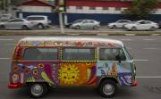 Pour bien des puristes, les modèles des années 50 et surtout des années 70, comme celui-ci, sont les vrais «bus».