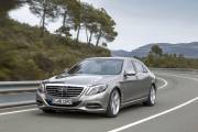 La Mercedes Classe S 2014.... (Photo fournie par Mercedes-Benz) - image 4.0