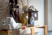 Dans le studio de Patrick Watson, le prix... (La Presse, André Pichette) - image 2.0
