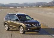 Le nouveau Nissan Rogue que l'on pourra maintenant commander avec une troisième rangée de sièges.