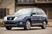 Le Nissan Pathfinder hybride.... (Photo fournie par Nissan) - image 2.0