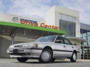 La Mazda 626 1991 complètement restaurée.